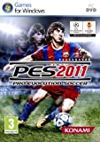 Pro Evolution Soccer 2011 (PC DVD)