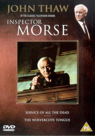 Inspector Morse - Episodes 3 & 4 [DVD] [1987]