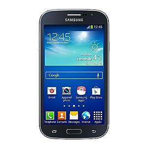 Samsung Galaxy Grand plus Smartphone débloqué  (Ecran : 5 pouces - 8 Go - Android 4.2.1 Jelly bean) Noir