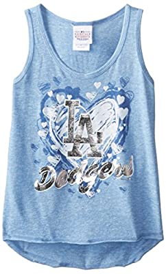 MLB Los Angeles Dodgers Youth Tank