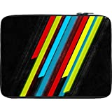 Snoogg Meteor Shower 2407 10 To 10.6 Inch Laptop Netbook Notebook Slipcase Sleeve