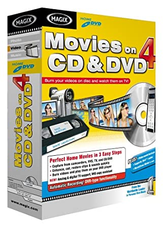 Magix Movies on CD & DVD 4.0 2006
