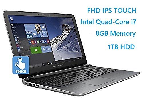 HP-Pavilion-156-Flagship-Laptop-6th-Gen-Skylake-Intel-i7-6700HQ-Quad-Core-Processor6M-Cache-up-to-35-GHz-FHD-IPS-Touchscreen-8GB-DDR3-1TB-HDD-DVD-HDMI-80211AC-Windows-10