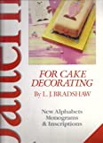 img - for Patterns for Cake Decoration book / textbook / text book