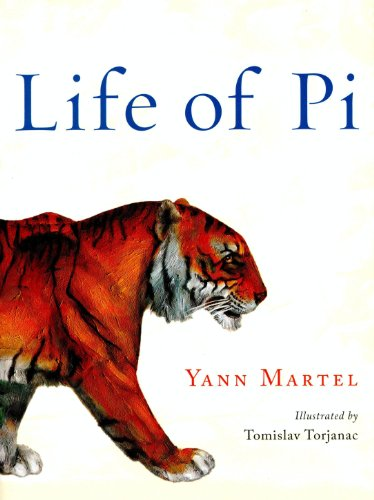 Yann Martel  Tomislav Torjanac - Life of Pi (Illustrated)
