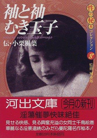 [小栗風葉] 袖と袖・むき玉子―性の秘本コレクション〈8〉 (河出文庫)