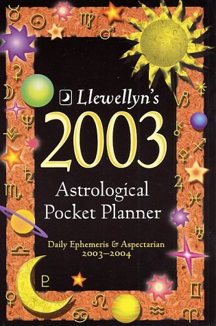 2003 Astrological Pocket Planner: Daily Ephemeris & Aspectarian 2003-2004