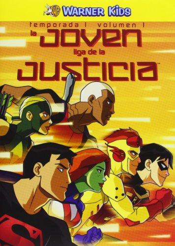 La Joven Liga de la Justicia T1 V1 [DVD]
