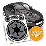 FanWraps Star Wars Imperial Logo