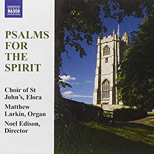 Psalms for the Spirit