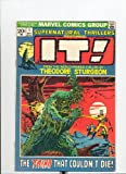 img - for Supernatural Thrillers #1, (Comic - Dec. 1972) (Vol. 1) book / textbook / text book