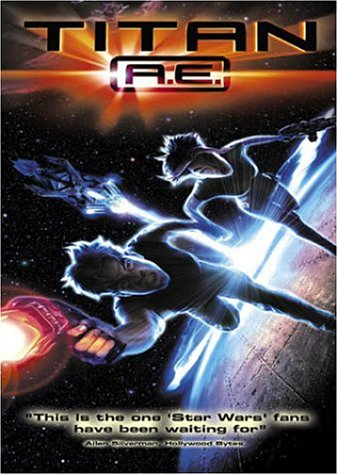 Titan A.e - Dvd [UK Import]