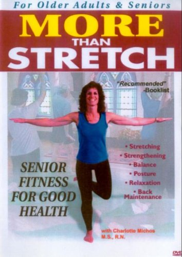 More Than Stretch - Senior Fitness For Older Adults & Seniors