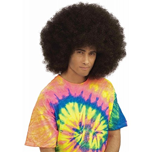 GSG Mega Fro Wig Costume Accessory Adult Womens Halloween (Kids Super Fro Wig)