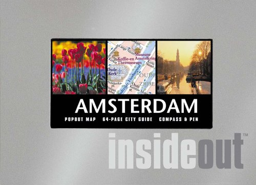 AMSTERDAM INSIDEOUT CITY GUIDE ING (InsideOut City Guides)
