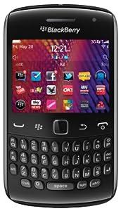 Vodafone BlackBerry Curve 9360 Pay as you go Smartphone - Black