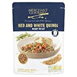 Merchant Gourmet Ready To Eat Red & White Quinoa 250g