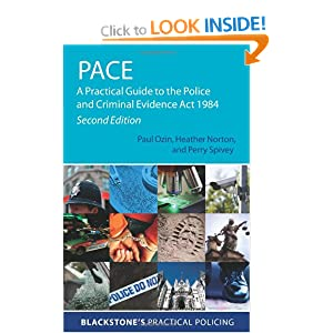 essay police criminal evidence act 1984 Transcript of police and criminal evidence act - 1984 police powers of arrest recently amended (january 2006) by the serious organised crime and police act 2005 (socpa).