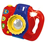 Simba Play & Learn 104019046 - Simba Baby Play and Learn - Fotokamera
