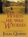 When He Was Wicked (Thorndike Basic)