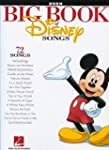 The Big Book Of Disney Songs - French...