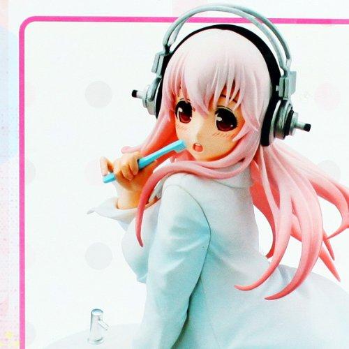 そに子ちゃん 生活密着取材 スペシャルフィギュア 朝のはみがき すーぱーそに子 美少女 SUPER SONICO プライズ フリュー 【即納】