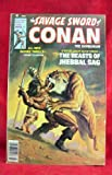 img - for Savage Sword of Conan #27 Vol 1 1978 book / textbook / text book