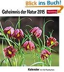 Geheimnis der Natur Postkartenkalende...