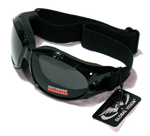 Global Vision Eliminator Airsoft Goggles dark