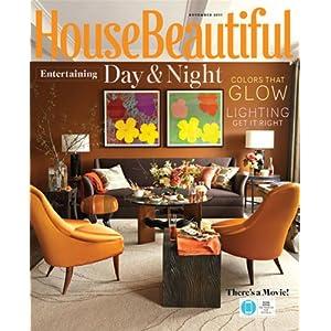 House Beautiful (1-year auto-renewal)