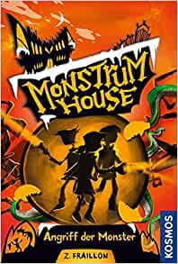 monstrum house locked in book review