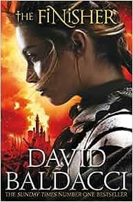 The Finisher (Vega Jane): Amazon.co.uk: David Baldacci: 9781447263005: Books