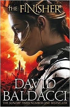 The Finisher (Vega Jane): David Baldacci: 9781447263005: Amazon.com: Books