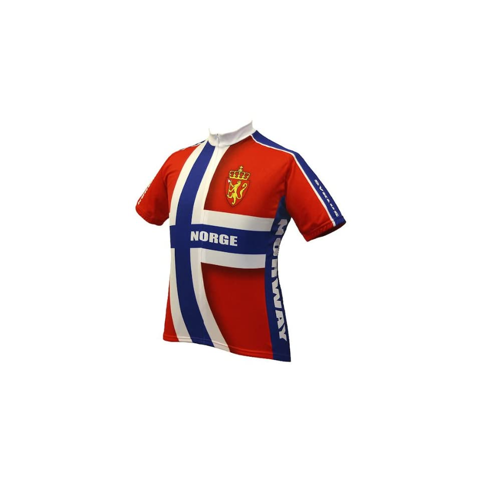 Norway Bicycle Jersey Medium on PopScreen e94bd9b69