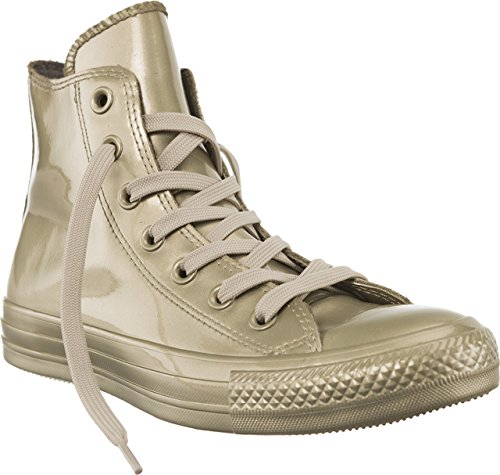 CONVERSE ALL STAR CT METALLIC RUBBER HI ORO VERNICE 553269C - 39, ORO