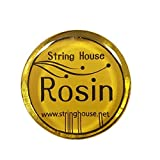 String House SR080 Transparent Orange Rosin For Violin Viola Cello Handmade