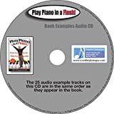 Play Piano in a Flash! Book Examples Audio CD