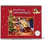 Die verlorene Weihnachtspost: Ein Hase & Holunderbär Adventskalender