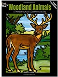 Woodland Animals Stained Glass Coloring Book (Dover Nature Stained Glass Coloring Book) (0486274810) by Green, John