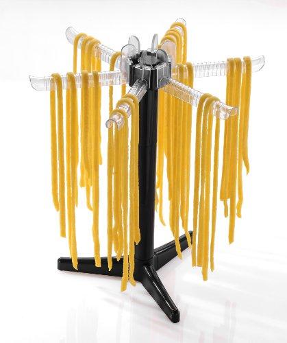 Gefu-28360-Soporte-para-secar-la-pasta-color-negro