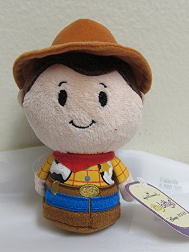 Woody - Hallmark Itty Bitty - 1