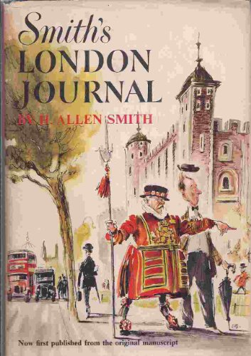 Image for Smith's London journal;: Now first published from the original manuscript
