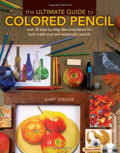Colored Pencil Instruction: Learn 5 Basic Colored Pencil ...