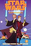 Clone Wars Adventures 1 (Turtleback School & Library Binding Edition) (Star Wars: Clone Wars Adventures (PB)) (1417674229) by Blackman, Haden