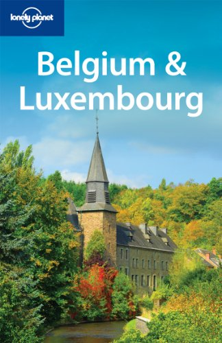 Lonely Planet Belgium & Luxembourg (Country Travel Guide)