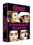 echange, troc Annie Girardot - Coffret - Un homme qui me plaît + Vivre pour vivre
