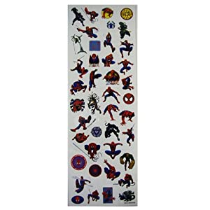 Spiderman Tattoos on 42 Spiderman Tattoos  Amazon De  Spielzeug