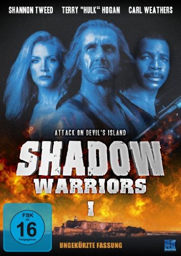 Shadow Warriors 1 - Attack on Devil's Island (Uncut)