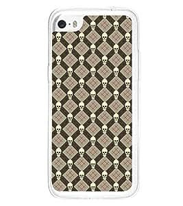 Fuson Premium Dangerous me Metal Printed with Hard Plastic Back Case Cover for Apple iPhone 5C