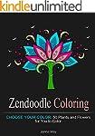 Zendoodle Coloring: Choose Your Color...